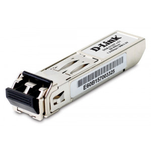 Transceiver mini-Gbic - D-Link fibra multimode SFP LC 1000Base-SX (550m)