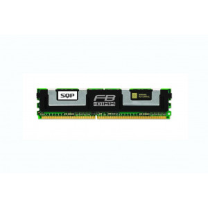 Memoria DIMM - 2GB - 800Mhz - DDR2 - PC6400F - 240pin