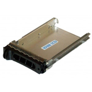 Slitta per HDD SCSI - DELL PART NUMBERS: 9D988, 128GT, 128GTFC, J2169, N5084, H7206, N6747, YC340, WC966, WJ038