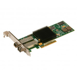 Scheda ATTO Celerity FC-82EN - Dual-Channel 8Gb/s Fibre Channel PCIe 2.0 Host Bus Adapter (includes SFPs) - Includes high- and low-profile form factor bracket