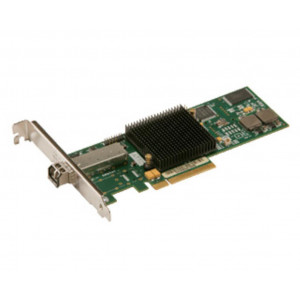 Scheda ATTO Celerity FC-81EN - Single-Channel 8Gb/s Fibre Channel PCIe 2.0 Host Bus Adapter (includes SFP) - Includes high- and low-profile form factor bracket