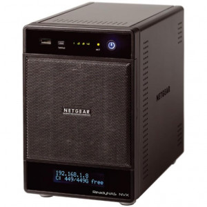 NAS Netgear Tower RNDX4410 box vuoto