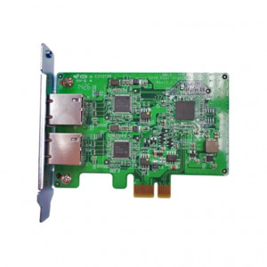 Scheda Ethernet 10/100/1000 PCI express - Desktop