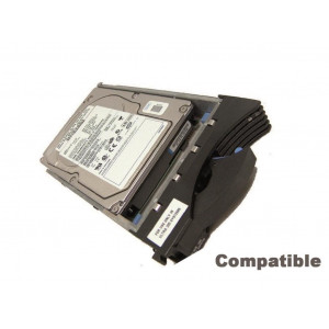 "HDD+cassetto compatibile Fujitsu-Siemens - 3,5"" 500GB - 7200Rpm - SATA 6Gb/s"
