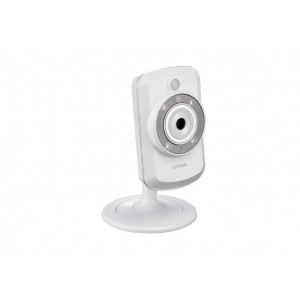 IPCam cube WiFi - interna - 0,3 Megapixel - infraRosso 5 m - Card SD 16Gb inclusa