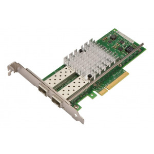 Intel Scheda di rete 10Gb/s SFP+ dual port direct attached X520-DA2 (Low profile braket inc.)