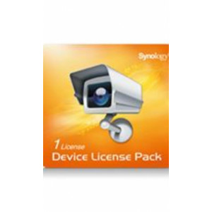 Synology Pacchetto Licenza per 1 IPCam (Surveillance Station)
