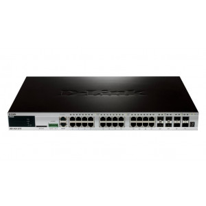 Switch Managed - D-Link xStack3420-52T - 48 porte Gigabit + 4 porte 10GE SFP+