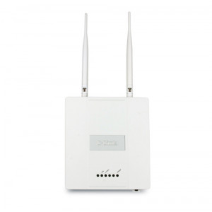 Access Point Indoor D-LINK - Wireless N 300 PoE con software gratuito per la gestione virtuale fino a 1000 AP