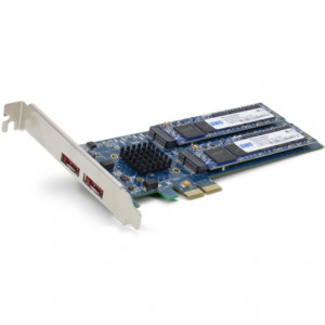 SSD Card 480GB - 823/783MBps - PCIe - OWC Mercury Accelsior E2