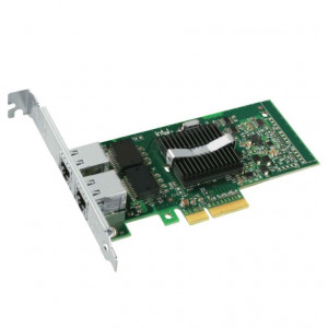 PRO/1000 PT DUAL PORT SERVER ADAPTER RJ45 PCIE