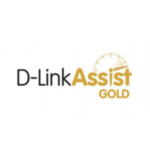 Contratto D-Link Assist Gold - Categoria A - 3 anni - 7/7 -24/24h - on-site H+4