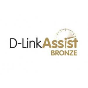 Contratto D-Link Assist Silver - Categoria A - 1 Anno - 5/7 -t 9/24h - on-site h+4