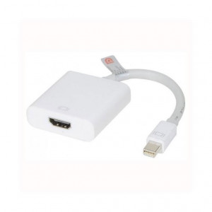 Adattatore video Mini DisplayPort 1.2 a HDMI 1.4 - supporta risoluzione video e audio Ultra HD (4K)