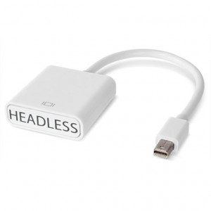 Headless Mac Video Accelerator - Connection: mini DisplayPort