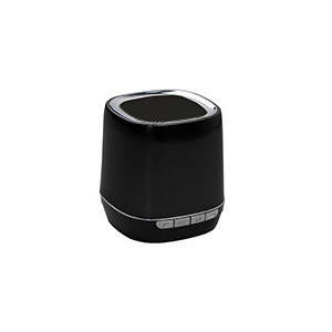 Portable speaker Bluetooth 2,1 - WMA/MP3 - Slot micro SD - batteria 300mAh - color e Nero