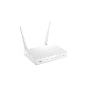 Access Point Wireless - D-Link AC1200 Dual-Band simultaneo - fino a 1200Mbps - 802.11a/b/g/n/ac - 1 porta Lan Gigabit