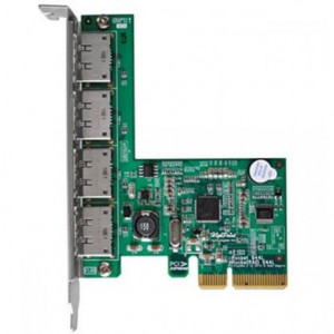 Highpoint RocketRAID 644L - Controller card 4 porte esterne eSATA - Raid 0,1,5,10,JBOD - PCI-Express 2.0 8x - Mac/Windows/Linux/FreeBSD
