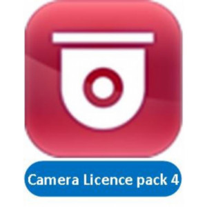 QNAP 4 Licenza per IPCam for Surveillance Station Pro