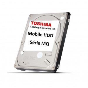 "Hard Disk Toshiba 2,5"" - capacità 500 GB - SATA 3Gb/s - 5400Rpm - 8 MB Cache - Serie Mobile HDD 7mm"