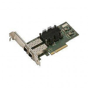 Scheda di rete - FastFrame ATTO Dual Channel x8 PCIe 2.0 10GbELC SFP+ SR interfaccia (low-profile)