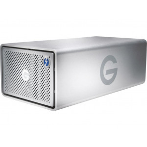 G-Technology G-RAID Removable 8TB (2x4TB) - 2xThunderbolt 2 / 1xUSB 3.0