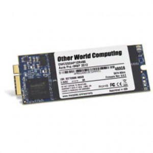 SSD OWC Aura Pro 6G 240GB - 501/503MBps - PCIe - Compatibile iMac Late 2012 tranne iMac 2,7Ghz ID 13,1