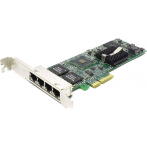 Card PCIe Gigabit Ethernet 4x port RJ45
