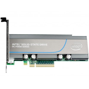 SSD Card 1,6TB - PCIe NVMe 3.0 - SSDPECME016T401