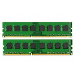 Modulo RAM Synology kit 4GB (2x2GB) - DDR3 - 1600Mhz - PC3-12800 - DIMM ECC - unbuffered - 240 pins- 1,5V - CL11