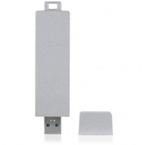 OWC Envoy Pro mini USB 3.0 - SSD portatile esterna 120GB - Interfaccia: USB 3.1 Gen 1 - Fino a 500MB/s - MAC / PC