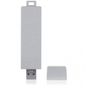 OWC Envoy Pro mini USB 3.0 - SSD portatile esterna 480GB - Interfaccia: USB 3.1 Gen 1 - Fino a 500MB/s - MAC / PC