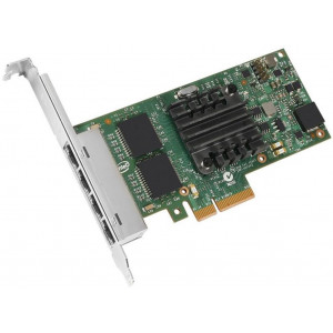 Card Intel I350-T4 4xGbE BaseT Adapter for Lenovo System x