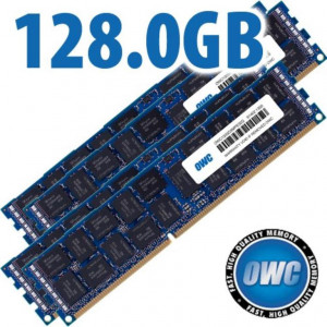 OWC Kit RAM 128GB (4x32GB) PC3-10600/1333MHz DDR3 ECC Registered - per MacPro 2013 (MacPro6,1)