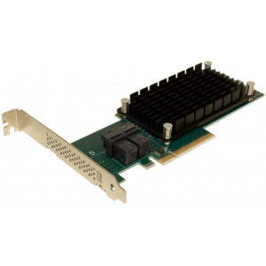 ExpressSAS x8 PCIe Gen3.0 to 12Gb SAS/SATA 8 Int Port Low Profile