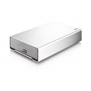 "AKiTiO SK-3501 U3 - Supporta 1xHDD 3,5"" SATA - Interfaccia 1xUSB3.00 - Cavo USB 3.0 incluso"