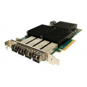 Scheda ATTO Celerity FC-164P - Quad-Channel 16Gb/s Gen 6 Fibre Channel PCIe 3.0 Host Bus Adapter (includes SFPs) - Includes high- and low-profile form factor bracket