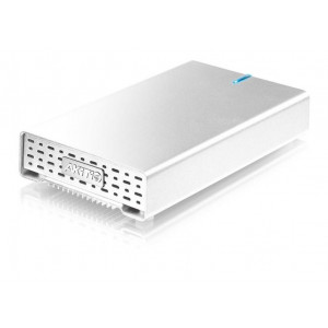 AKiTiO pocket 525GB SSD - interfaccia USB 3.0 - Alluminio