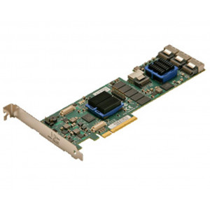 Controller Express SAS RAID PCIe 2.0 6Gb SAS/SATA 16Port Int Low Profile