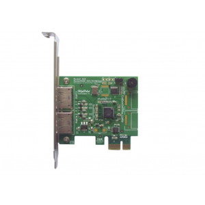 Highpoint RocketRAID 622 - Controller card 2 porte esterne eSATA - Raid 0,1,JBOD - PCI-Express 2.0 x1 - Mac/Windows/Linux/FreeBSD