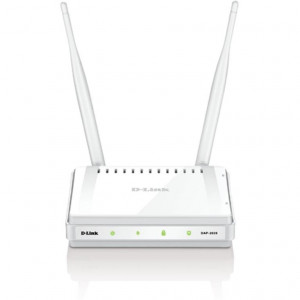 Access Point Wireless N 300Mbps - Open Source Linux  - 802.11 b/g/n - 1 porta 10/100 - WPS