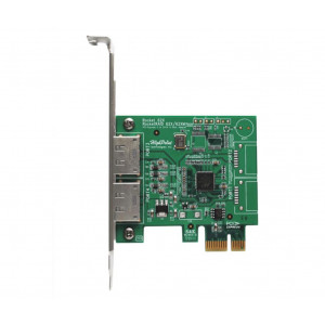Highpoint Rocket 622A - Controller card 2 porte interne SATA 6Gb/s - NO RAID - PCI-Express 2.0 x1 - Mac/Windows/Linux/FreeBSD