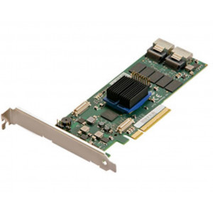 Controller Express SAS RAID CACHE  PCIe 2.0 6Gb SAS/SATA 8Port Int Low Profile
