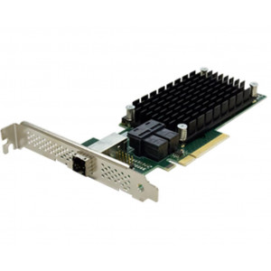 ExpressSAS x8 PCIe Gen3.0 4-Port Ext/8-Port Int 12Gb SAS/SATA Low Profile