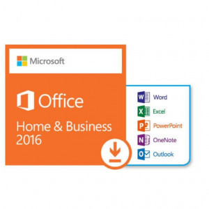 MICROSOFT OFFICE HOME AND BUSINESS 2016 PACK ITA