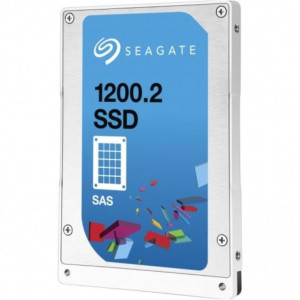 """SSD Seagate - 2,5"""" 3200GB - 1750/610MBps - SAS 12Gbps - Seagate 1200.2 SSD"""