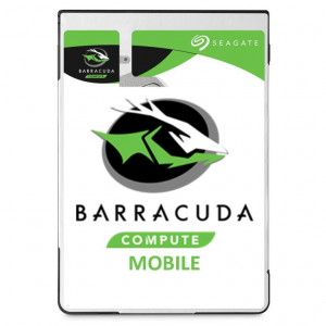 "Hard Disk Seagate 2,5""  - capacità 1 TB - SATA 6Gb/s - 5400 rpm - 128 MB Cache - Serie Barracuda 7mm"