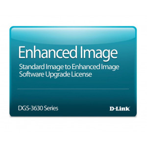 D-Link Extended Warranty - Stand Image to Enhanced Image License Retail