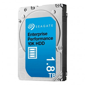 "Hard Disk Seagate 2,5"" - capacità 1.8 TB - SAS 12Gb/s - 10K rpm - 256 MB Cache - Serie Enterprise Performance 10K - 24/7"