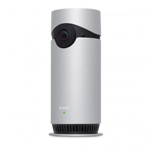 D-Link Videocamera wireless HD OMNA 180 con slot per SD card, Night&Day
